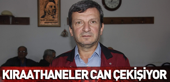KIRAATHANELER CAN CEKISIYOR