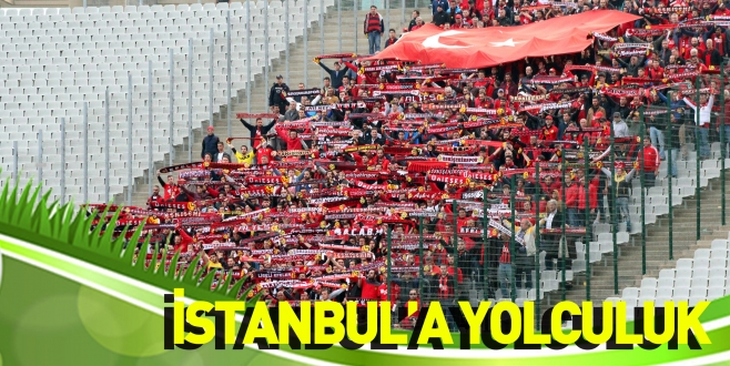 İstanbul'a  yolculuk